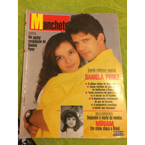 Manchete 93 Especial Daniela Perez Raul G Xuxa Roberta Close