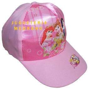 Gorra Nena Princesas Tinker Bell Frozen Muy Buenas Almagro