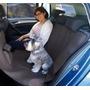 Combo Funda Cubre Asiento + Cinturon De Seguridad Mascotas