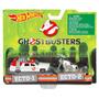 Hot Wheels - Ghostbusters - Ecto-1 Y Ecto-2 - 1/64