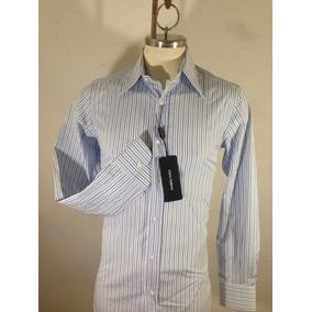 Camisa Dolce Gabbana Nueva Original Modelo Qesr26