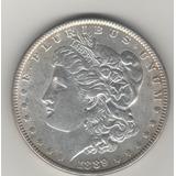 Ojo. Dolar Morgan De 1889.