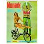 Bicicletas Antigas - Catálogo Monark 1974 - Digitalizado