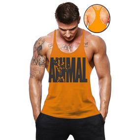 Kit Camiseta Regata Masculina Academia - Camisetas Manga Curta no ... 838df2ff90d