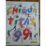 Chiquititas Álbum Antigo 2000