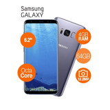 Smartphone Samsung Galaxy S8+, 6.2 2960x1440, Android 7.0,