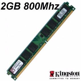 Kingston Kvr800d2n6 / 2g 2gb Ddr2 800mhz Pc2-6400(nueva)