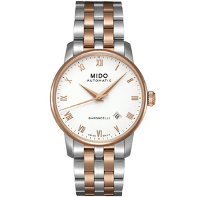 Reloj Mido Baroncelli M8600.9.n6.1 Ghiberti