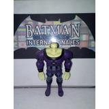 Batman Liga De La Justicia Mongul Justice League Jlu