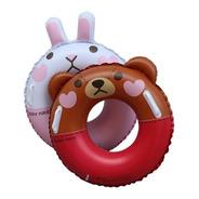 Salvavidas Inflable Happy Bear Rabbit (70 Cm)