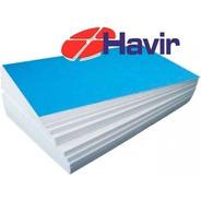 100 Folhas Papel Transfer A4 Resinado Fundo Azul +perfil Icc