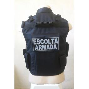 Capa De Colete - Escolta Armada + Emborrachado Costa !!!