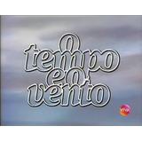 Minissérie - O Tempo E O Vento (1985) - Completa - 9 Dvds