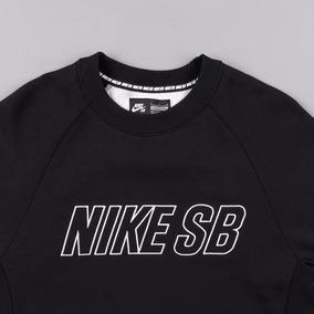 Buzo Nike Sb Frisa Everett Reveal Crew Skate Hombre