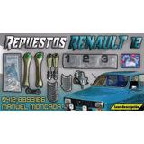 Repuesto Renault 12