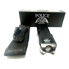 Stun Gun Taser Paralizador Police Chicharra 300,000 V Ed Es