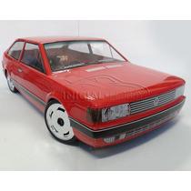 Carro Himoto 4wd Volkswagen Gol 91 Quadrado 1/10 2.4ghz Rc