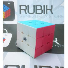 Cubo Rubik Qiyi Warrior W Stickerless 3x3 2017