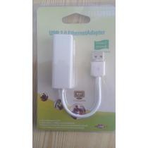 Adaptador Convertidor Usb 2.0 Lan Rj-45 Ethernet
