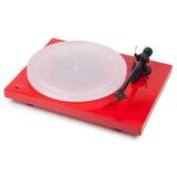 Toca-discos Vinil Pro-ject Debut Carbon Esprit Vermelho