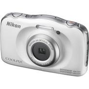 Camara Digital Nikon W100 Acuatica Wifi Bt Sumergible 10m