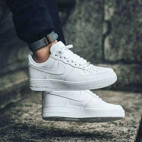 *+* Zapatillas En Línea/ Nike Air Force One/ Blanco*+*