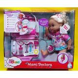 Little Mommy Mami Doctora Set Doctor Mattel Interactiva