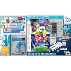 Juegos Completos En Español Para Wii Originales Nuevo! /wiiu