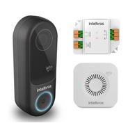 Video Porteiro Intelbras Hallo  W3+ Wifi Aplicativo