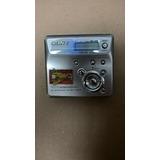 Minidisc Walkman Sonic