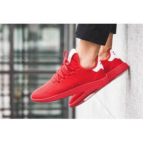 Tênis adidas Pharrell Williams Hu Lançamento Super Promoção