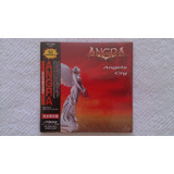 Angra - Angels Cry Mini Lp Andre Matos Japan