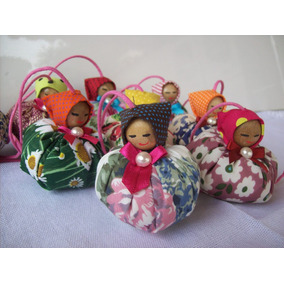 Bonecas Vietnamitas - 3 Marias - Bonequinhas Da Sorte
