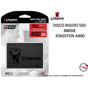 Disco Rigido Ssd 480gb Kingston A400
