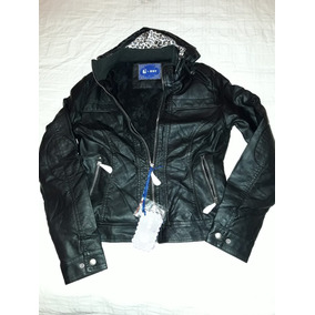 Remato Campera Simil Cuero Local A La Calle
