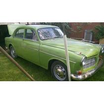 Auto Volvo De Coleccion Año 1965