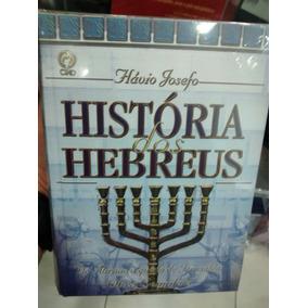 História Dos Hebreus - Frete Grátis