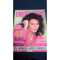 Impacto - Ursula Prats: Villana.... Sexy # 1848 Año 1985