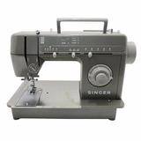 Máquina De Coser Singer Hd205, Semi Industrial