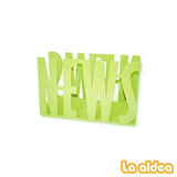 Revistero «news» - La Aldea