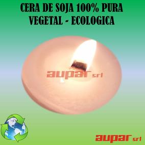 Cera De Soja Vegetal Para Vela 100% Pura. Mayorista - 100 Kg