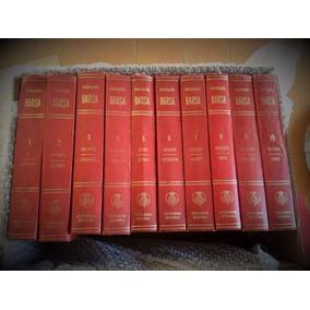 Enciclopédia Barsa 20 Volumes Ano 1968 Raridade
