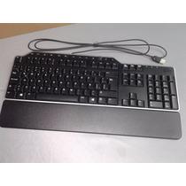 Teclado Dell Original Multimedia P/n 0xcrrn En Español Usb