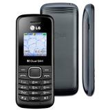 Celular Lg-b220 Dual Sim Fm Radio Liberado