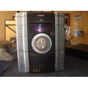 Hcd-gx450 Minicomponente Sony