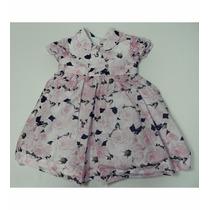 Vestido Rosas Mio Bebe Larapha