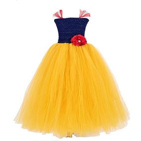 Tutu Sueños Princesa Traje Para Niñas Con Banda De Arco (4,