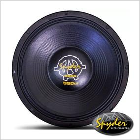 Alto Falante Woofer Spyder Kaos Bass 12