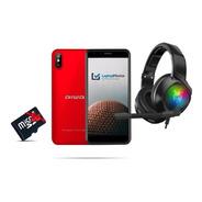 Celular Aiwa Awm999 2gb 16gb Dual Sim Huella Dig + Regalo