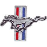 Mustang Clásico Ford Carros Parches Bordados